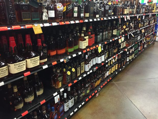 Whiskey Aisle
