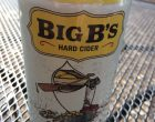 Big B's Lazy Daze Hard Cider